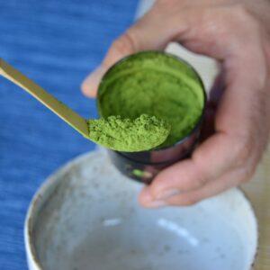 Matcha, het groene wonderdrankje